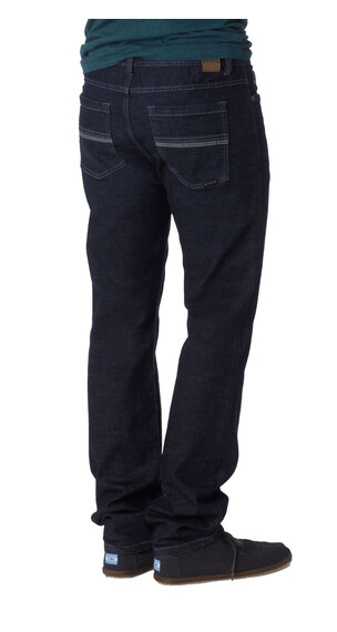 "Prana Theorem Jean 32"" Inseam Dark Indigo"
